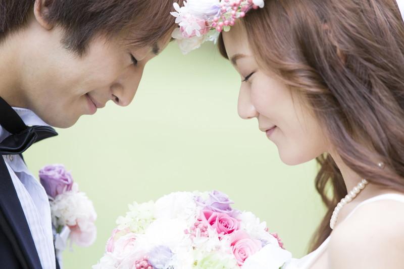 感動する結婚式
